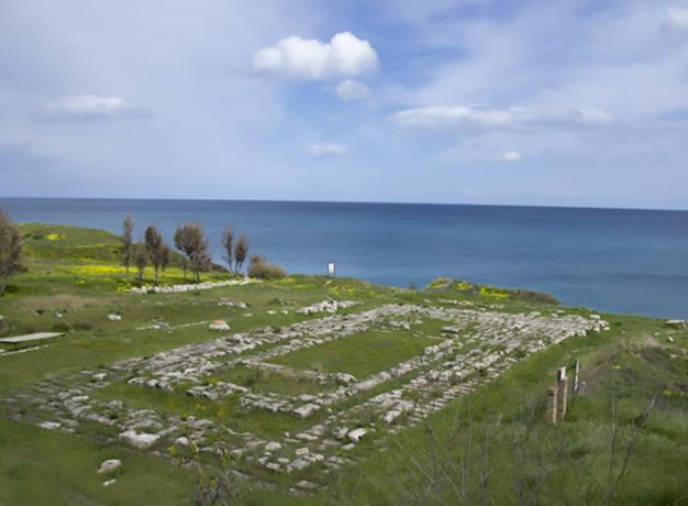 Parco archeologico Kaulon, agriturismo 'a lanterna